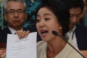 '난방비리 폭로중 명예훼손' 김부선 항소심도 벌금 150만원