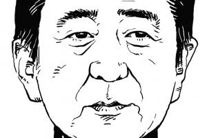 자민당 총선 초반 판세 독주…아베 초장기 집권 '파란불'