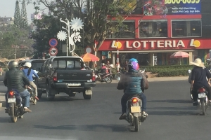 [베트남여행]´영원한 봄의 도시´ 달랏, 베트남 마지막 황제의 여름궁전