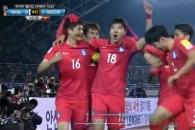 (영상) '이정협 결승골' 한국, 2차예선 무실점 통과