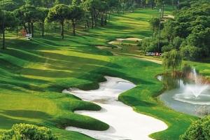 해외여행 | 신들의 휴양지 안탈리아 Antalya-Golf, Hotel