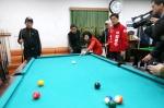 """김문수 돕는 노소영 """"대구에 창의교육센터 열 것"""""""