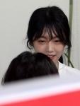 [서울포토]유승민 후보를 '국민 장인'으로 만든 딸 유담씨