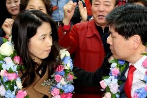 """심은하 건강 이상? """"지상욱 의원 모친이 쓰러져 후보 사퇴"""""""