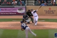 (영상) 박병호 4호 홈런·첫 이틀 연속 대포·멀티 히…