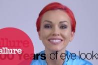 [생생영상] 2분 만에 선보이는 눈화장 100년사
