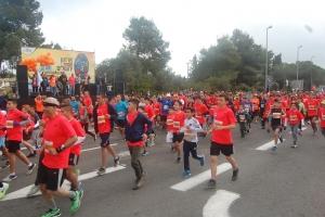 이스라엘에는 성지순례만 있다고? 마라톤대회도 있다!