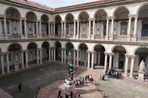 [함혜리기자의 미술관 기행] 밀라노 브레라 미술관 (Pinacoteca di Brera)