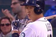 (영상) 이대호, 시즌 5호 홈런…탬파베이전 석 점포