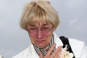 '푸른 눈의 목격자' 위르겐 힌츠펜터 부인 '택시운전사' 보고 눈물
