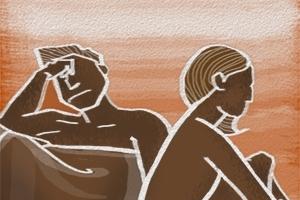 결혼생활 권태기 징후는? 남성은 '외면'-여성은 '생트집'