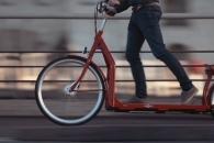 러닝머신과 자전거가 만나면?…걷는 자전거 '로피핏'…