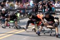 의자 타고 차 없는 거리 질주…2016 듀오백&서대문구 …