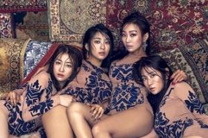 여름 여왕은 누구?…걸그룹 여름 대전 후끈