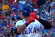 (영상) 추신수, 2경기 연속 홈런…시즌 3호
