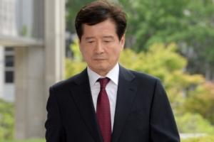 """'대우조선 비리' 남상태 1심 징역 6년…""""국민에 피해 전가"""""""