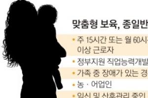 """""""종일반 안 하면 바보"""" 전업맘 가짜취업 기승"""
