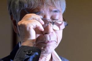 """이우환 """"경찰이 13점 중 4점만 위작으로 하자고 해"""""""