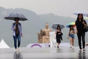 전국 장맛비…중부 등 일부 지역 4일까지 최대 250㎜ 폭우
