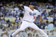 류현진, 복귀전서 MLB 첫 1회 선두타자 홈런…이후 3타…