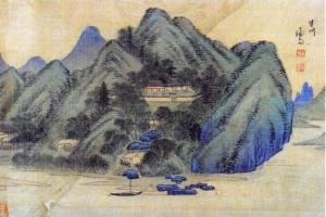 [서동철 기자의 문화유산 이야기] 한강·돛단배…그 속엔 왕실 그릇 제작소 오롯이