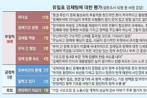 [창간 112주년-경제 전문가 설문] 정책기조도 개혁 속도도… 86% '정부 경제팀 부정적…