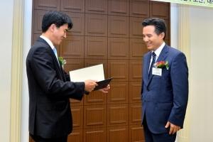 하나님의 교회, 환경보호 앞장서 '환경부 장관상' 수상