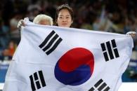 (영상) 2전3기 오혜리, 태권도서 두 번째 금메달