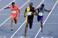 (영상) '불멸의 볼트' 3회 연속 3관왕 위업…400m계…