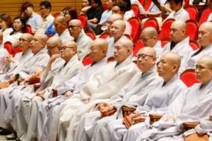 김영란법 강의 듣는 스님들