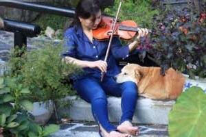 슈베르트 음악으로 맞는 가을, 정유진 바이올린 독주회