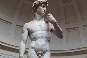 [함혜리 기자의 미술관 기행] 천재 미켈란젤로가 대리석에서 발견한 '천사'