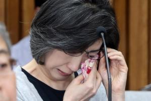 '주식먹튀 논란' 최은영 前한진해운 회장 1심 징역 1년6개월