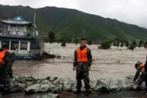 """北 """"함북 홍수로 사망·행불자 수백명…해방후 대재앙"""""""
