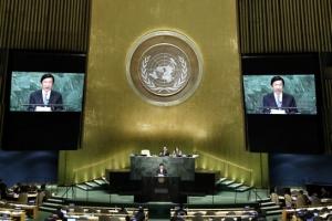 유엔총회 北인권결의안 채택…김정은 '처벌 대상' 명확화