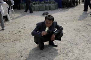 북한서 사상 첫 에어쇼…미군 군용 헬기 등장에 '어라?'