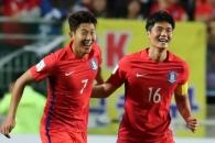 <하이라이트> '유럽파 3골' 한국, 카타르에 3-2 역전…