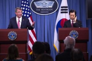 美 핵잠수함 등 전략자산, 한반도 상시 순환배치