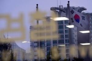 [서울포토] '검찰 수사 받겠다'…박근혜 대통령 대국민담화