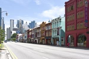 [건축가 황두진의 무지개떡 건축을 찾아서] '무지개떡 천국' 싱가포르, 다민족의 얼…