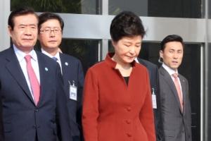 '최순실 국정농단' 영향?···朴대통령 페루 APEC 불참