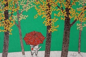 [그림과 詩가 있는 아침] 귀대/도종환