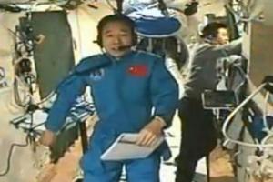 [김규환 기자의 차이나 스코프] 우주에서 자라고 있는 '중국산 상추'