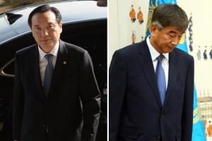 최재경 사표 반려로 정상 근무, 김현웅은 사의 고수