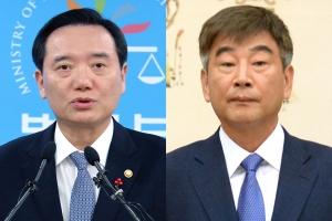朴대통령 김현웅 법무장관 사표 수리···최재경 수석은 보류