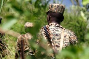 [포토] 우간다 치안당국,  소왕국과 충돌로 87명 사망