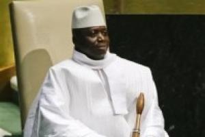 '감비아의 최태민' 자메 대통령, 막 내린 23년 독재