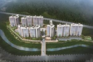 '웰빙' 트렌드 영향… 산·강·하천·공원 등 친환경 입지 갖춘 아파트 '인기'