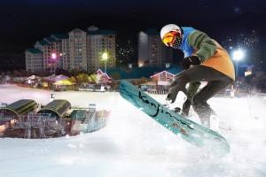 雪렌다… 스키와 첫 키스
