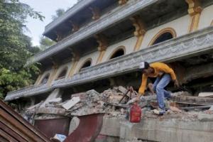 강진 덮친 인도네시아...피해 규모 눈덩이